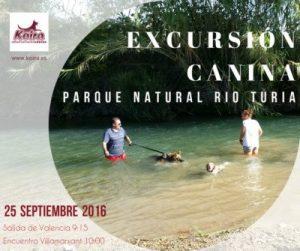 Excursión Canina Valencia