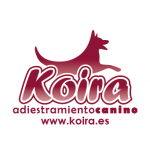 LOGO KOIRA Adiestramiento Canino 300x300
