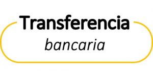 logo transferencia bancaria pago seguro
