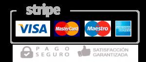 pago seguro stripe tarjeta