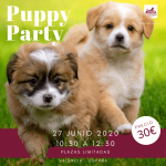 PUPPY PARTY – Fiesta de Cachorros