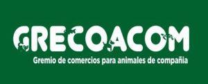 Logo GRECOACOM Gremio de comercios para animales de compañia de la Comunidad Valenciana