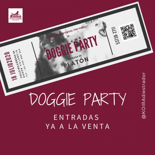 20200707 Doggie party 1080x1080 web